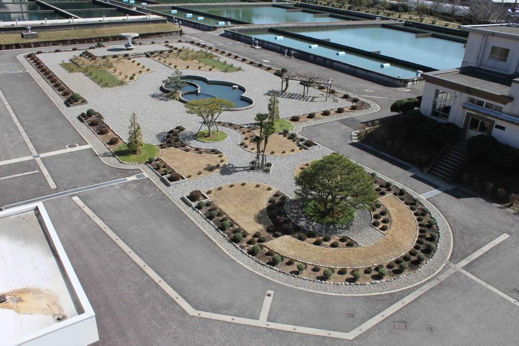 末浄水場園地