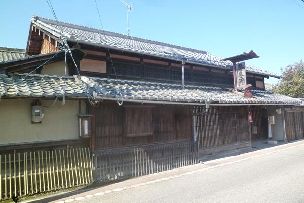 小島家住宅「残月の間」