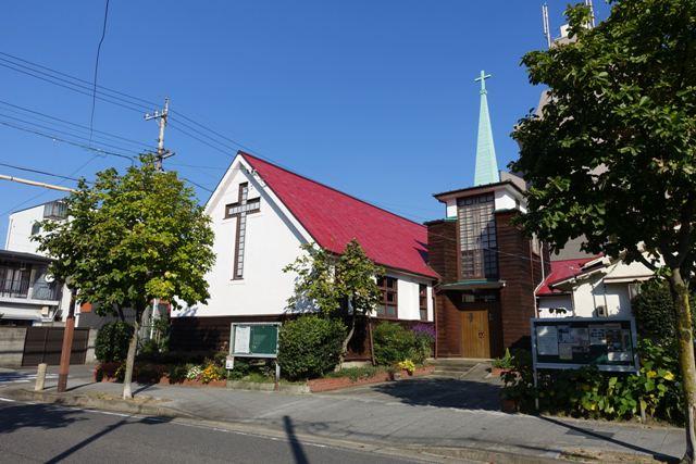 日本福音ルーテル復活教会