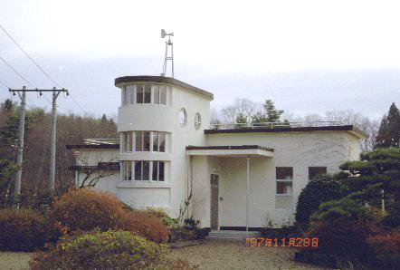 青下ダム旧管理事務所