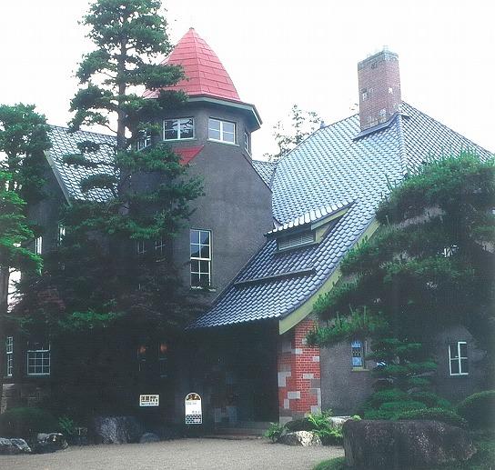 旧藤田家別邸洋館の写真