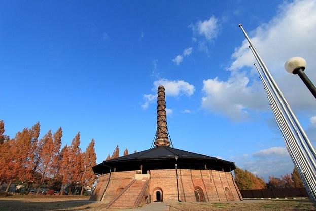 野木町煉瓦窯 (旧下野煉化製造会社煉瓦窯)