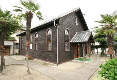 瀬戸永泉教会礼拝堂
