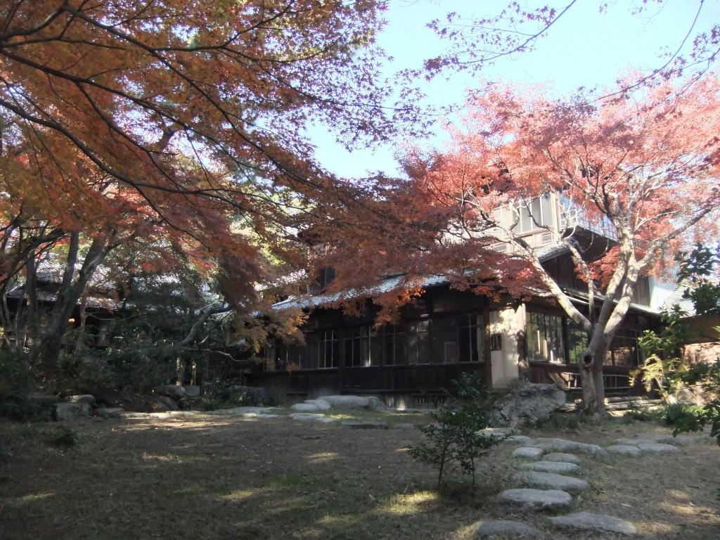 2016秋の特別公開 諸戸徳成邸