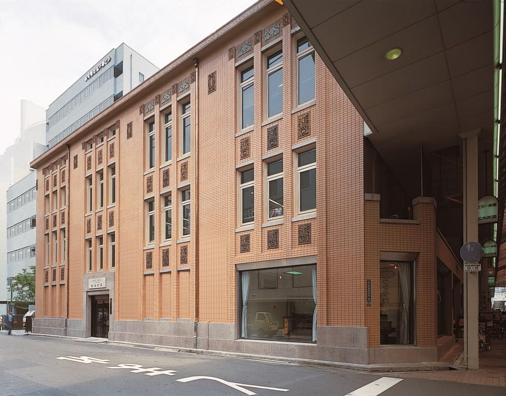 三木楽器本店ビル建築に関わった人々(資料展示)
