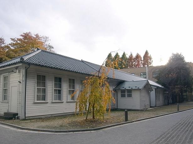 旧仙台医学専門学校博物・理化学教室(東北大学本部棟3)