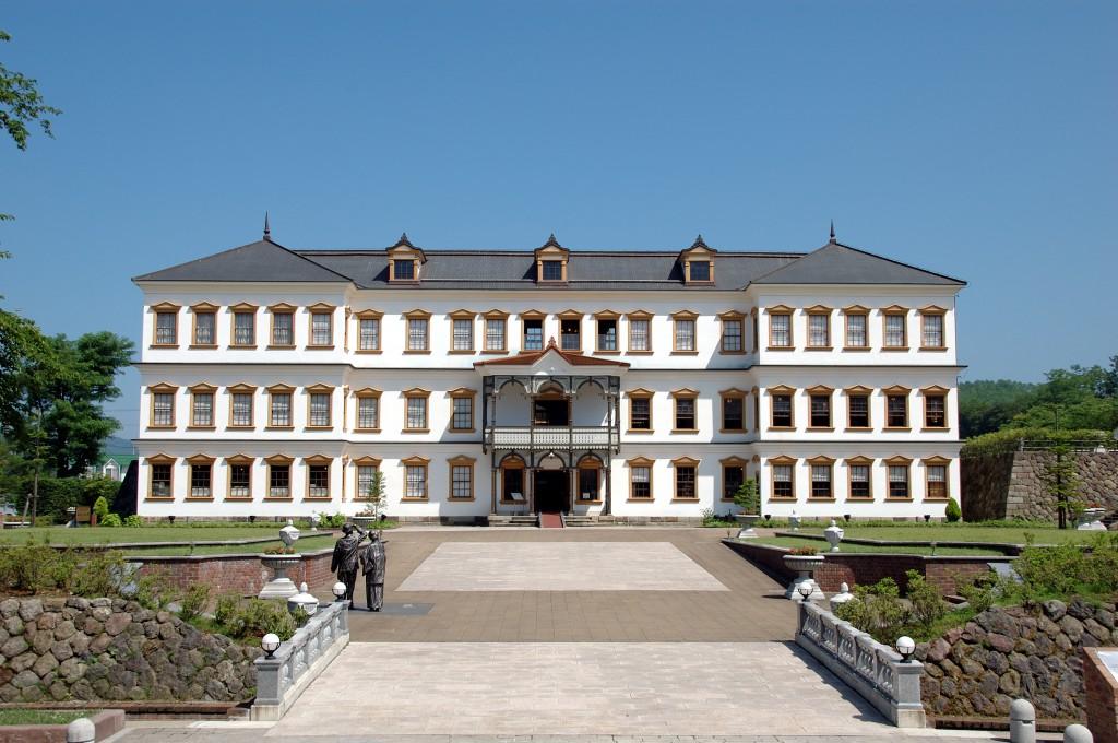 旧小坂鉱山事務所