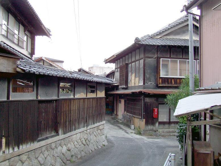 瀬戸永泉教会礼拝堂、旧山繁商店