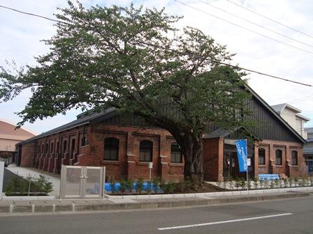 パネル展「盛岡の煉瓦建築」