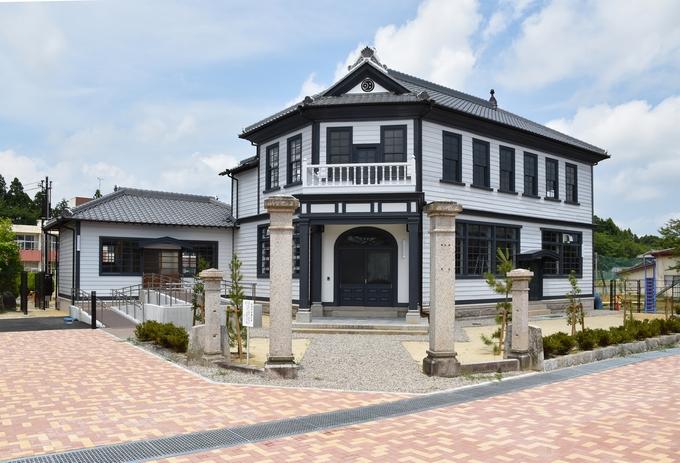 旧明村役場庁舎