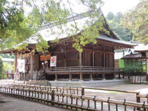 青葉神社拝殿