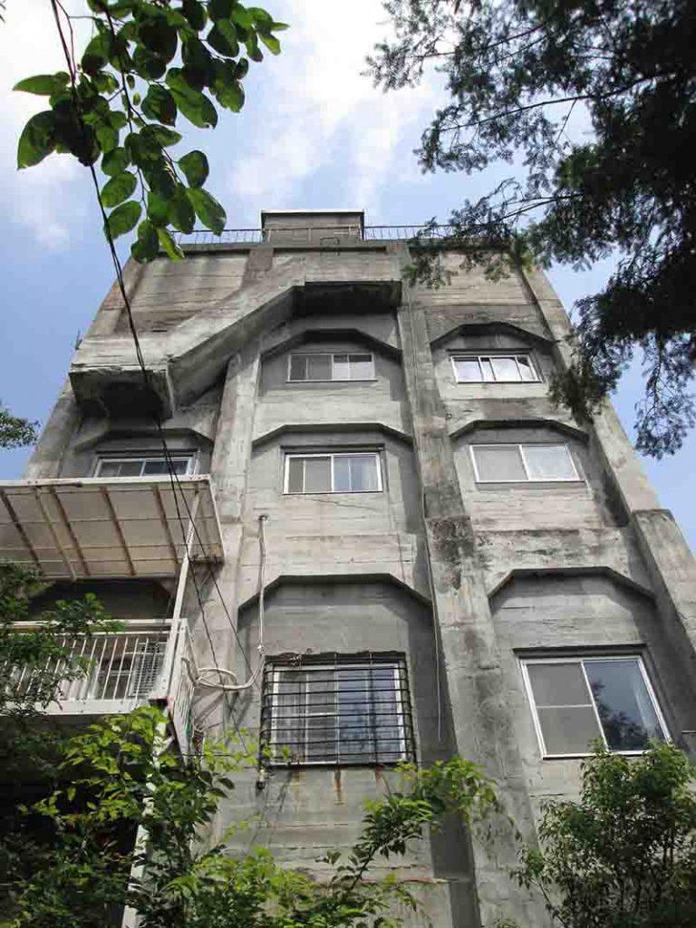 旧東京第二陸軍造兵廠深谷製作所給水塔