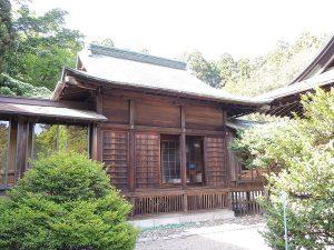 青葉神社神饌所及び伝供廊