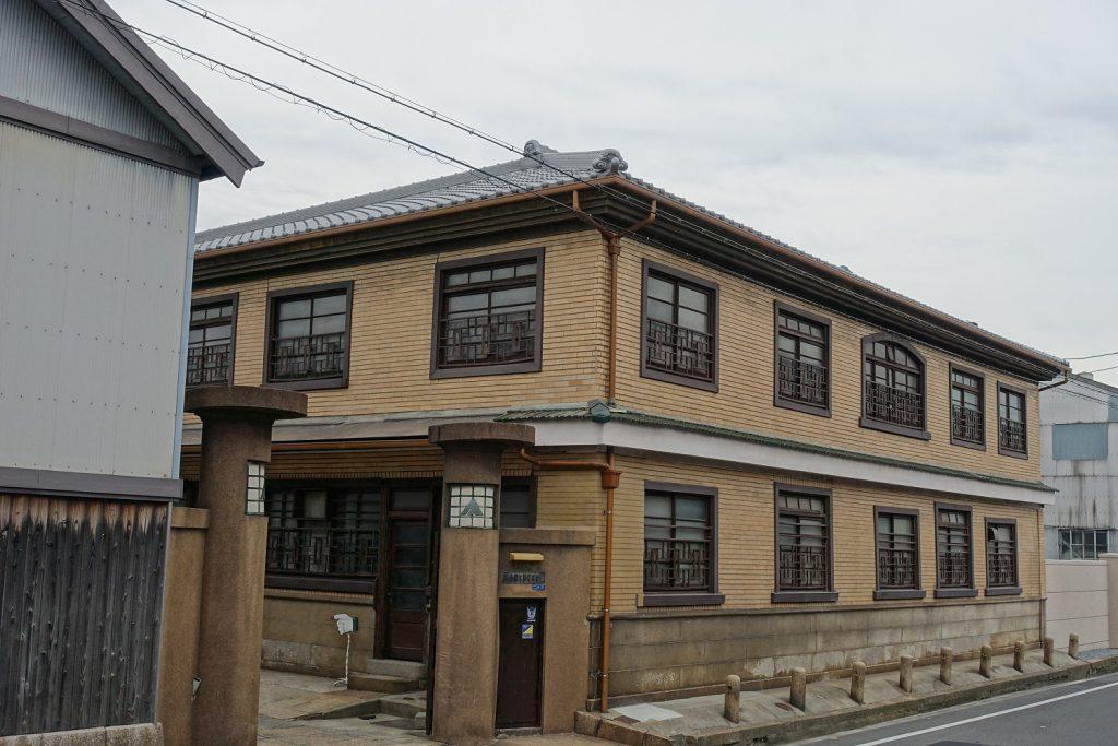 大阪市西成区に残る戦前の工場建築を訪ねる