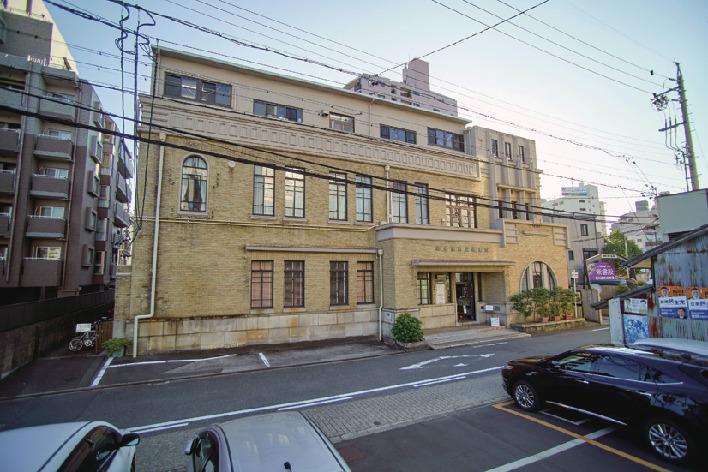 名古屋陶磁器会館 建築史家と巡るバーチャルあいたて博ツアー!