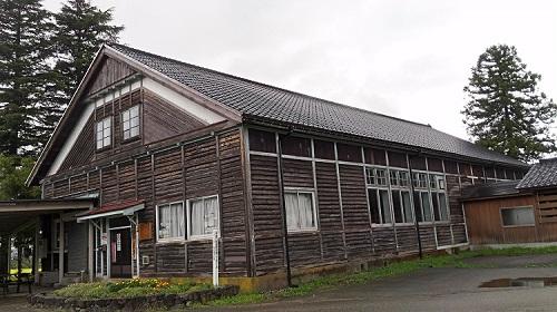 旧大鋸屋小学校体育館