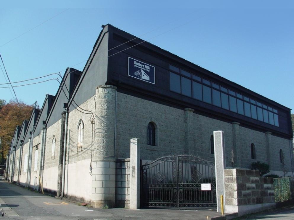 Maehara20th 桐生自動車博物館(旧合名会社飯塚織物工場)